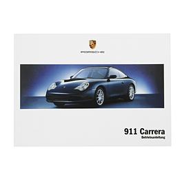 Porsche Instructieboekje voor 996 (Nederlands) – modeljaar 2005