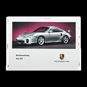 Porsche Instructieboekje voor 911 GT2 (Duits) – Modeljaar 2002