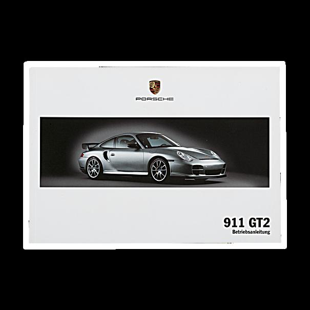 Porsche Instructieboekje voor GT 2 (Engels) – Modeljaar 2004