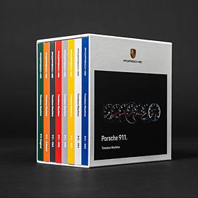 Porsche 911 'Timeless Machine' boeken bundel