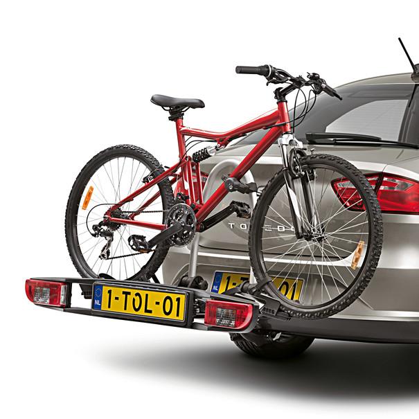 SEAT Fietsendrager voor op trekhaak, 2 fietsen