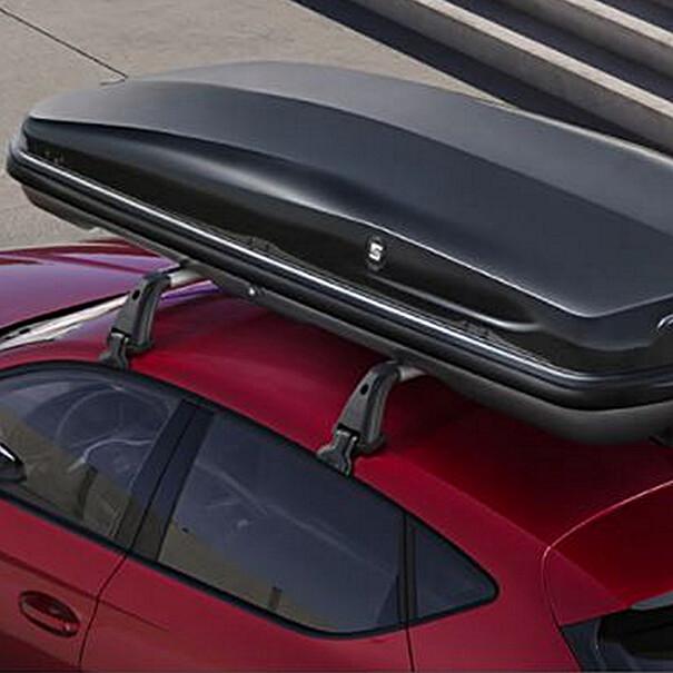SEAT Bagagebox, 460 liter