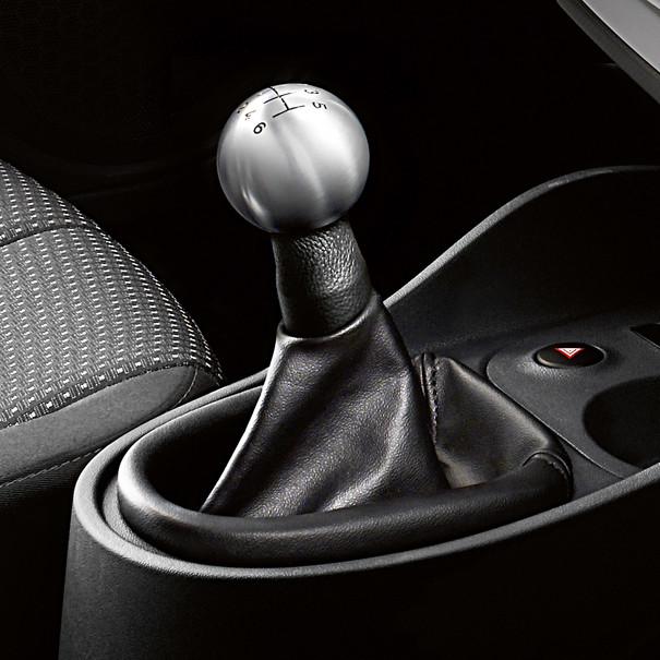 SEAT Pookknop bolvormig staal, 5 versnellingen, Leon / Altea