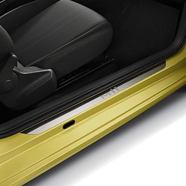 SEAT Instaplijsten RVS, Mii 3-deurs