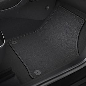 SEAT Velours mattenset Mii electric, 4-delig