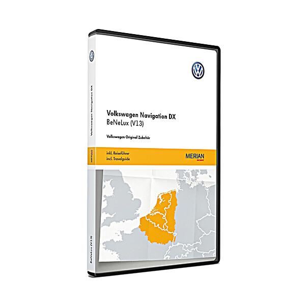 SEAT Navigatie update, RNS CD, Benelux (V13)