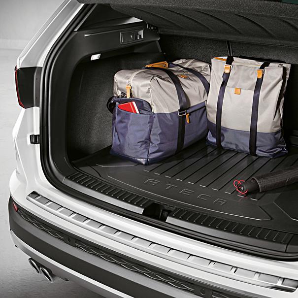 SEAT Kofferbakmat Ateca, variabele laadvloer