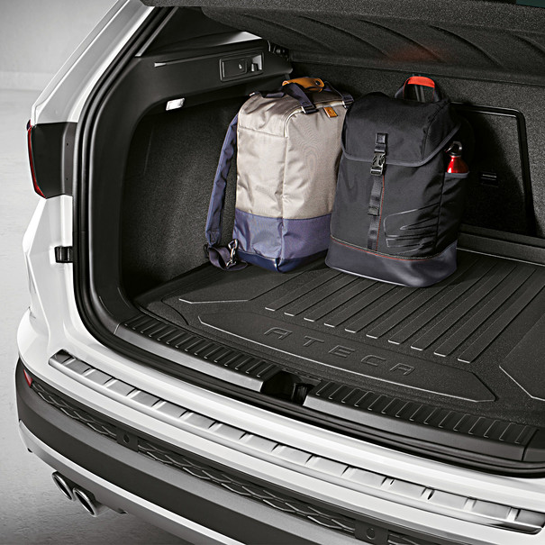 SEAT Kofferbakinleg Ateca