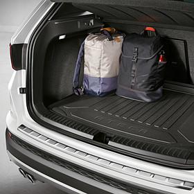 SEAT Kofferbakinleg Ateca, variabele laadvloer