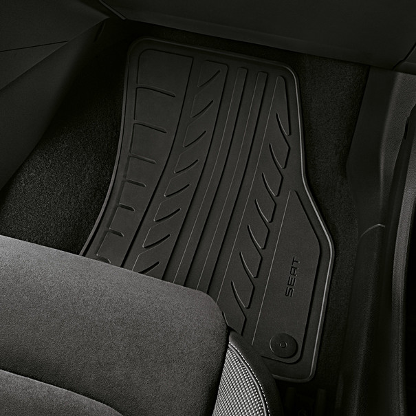 SEAT All-weather mattenset Ateca, 4-delig
