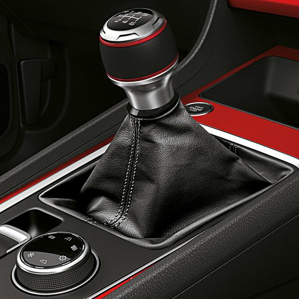 SEAT Pookknop Emocion Red, 6 versnellingen