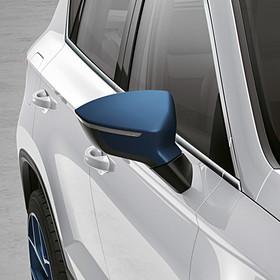 SEAT Spiegelkappen Blue Connect