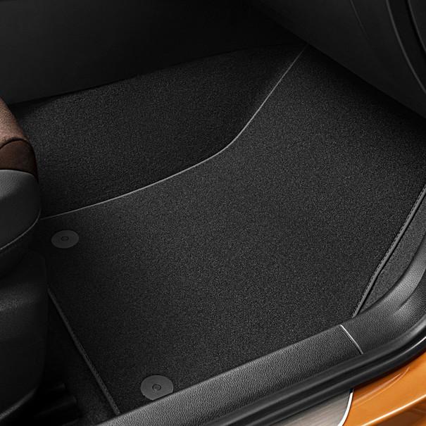 SEAT Velours mattenset Ateca 2016 -  4-delig