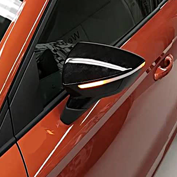 SEAT Dynamische LED knipperlichten in de buitenspiegels