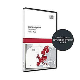 Navigatie update, SEAT navigation system MIB II, West-Europa (V7)