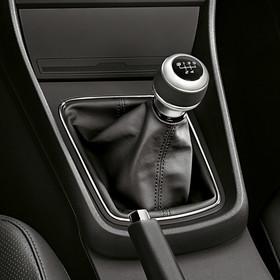 SEAT Pookknop aluminium, 5 versnellingen, Leon