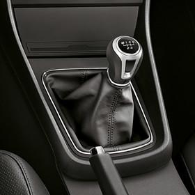 SEAT Pookknop sport aluminium, 5 versnellingen, Leon