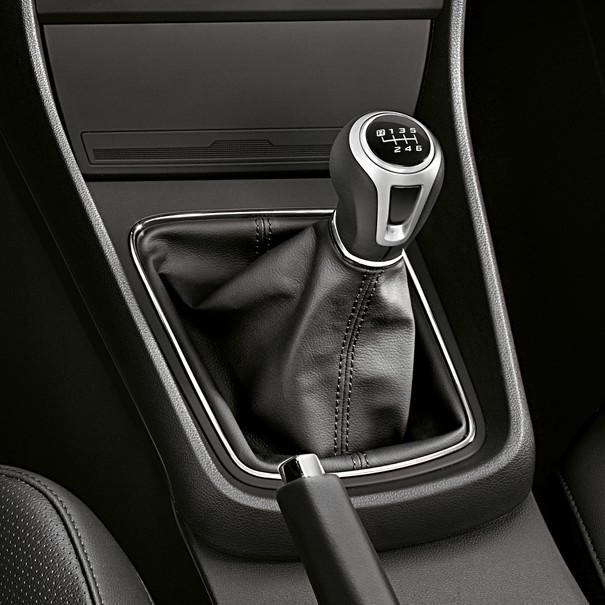 SEAT Pookknop sport aluminium, 6 versnellingen, Leon