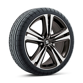 SEAT 19 inch lichtmetalen zomerset CUPRA black