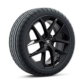 SEAT 18 inch lichtmetalen zomerset Performance zwart