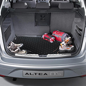 SEAT Kofferbakmat rubber Altea XL/ Freetrack