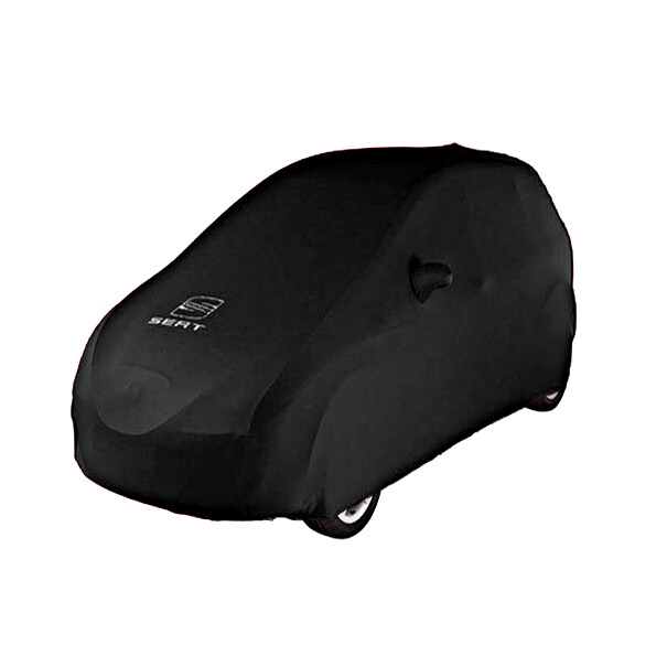 SEAT Autohoes zwart met logo