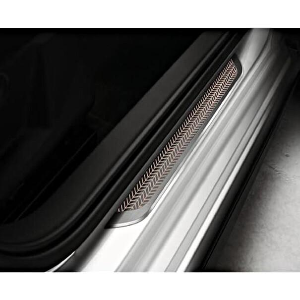SEAT RVS Instaplijsten
