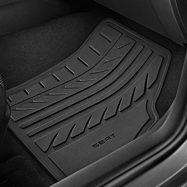 SEAT Rubberen mattenset