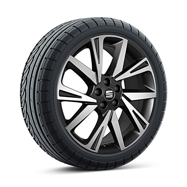 SEAT 18 inch lichtmetalen zomerset Performance Sport