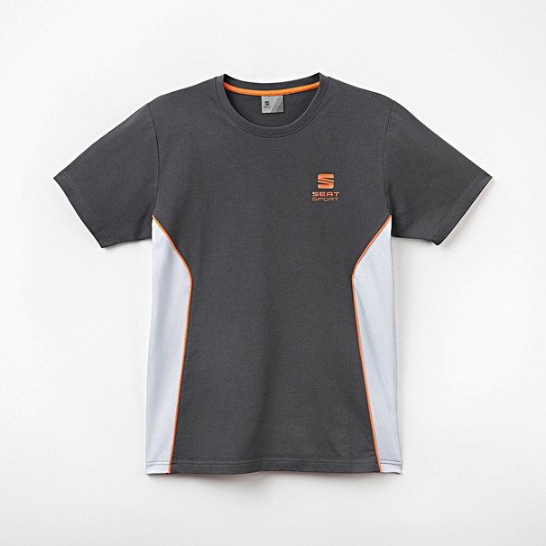 SEAT T-shirt heren, Motorsport