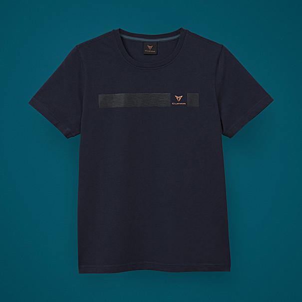 SEAT CUPRA T-shirt 3D, zwart