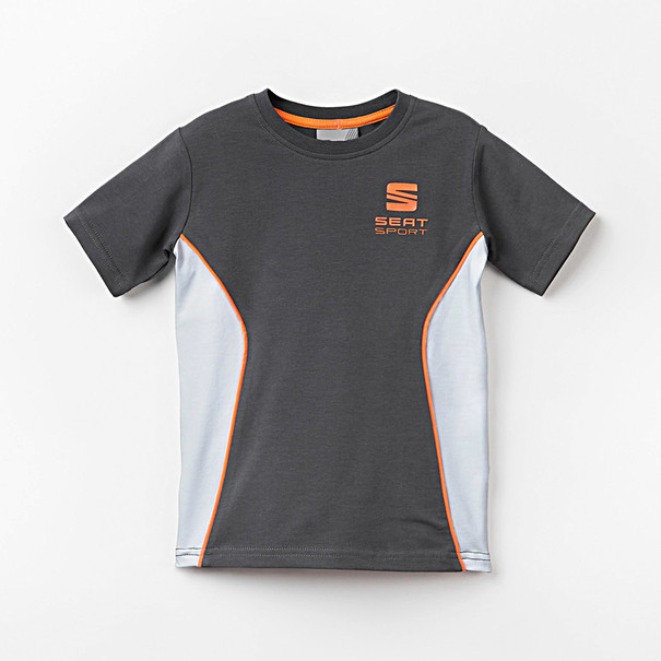 SEAT Kinder T-shirt, Motorsport