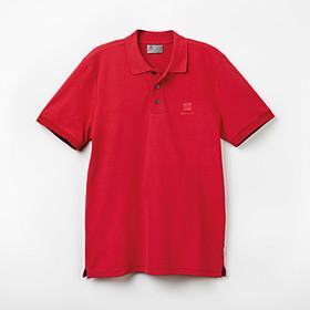SEAT Poloshirt heren rood