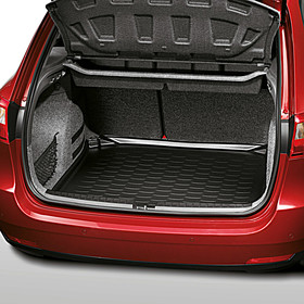 SEAT Kofferbakmat rubber Ibiza ST