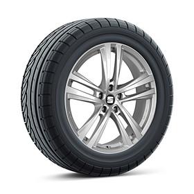 SEAT 15 inch lichtmetalen winterset Abrera, Pirelli