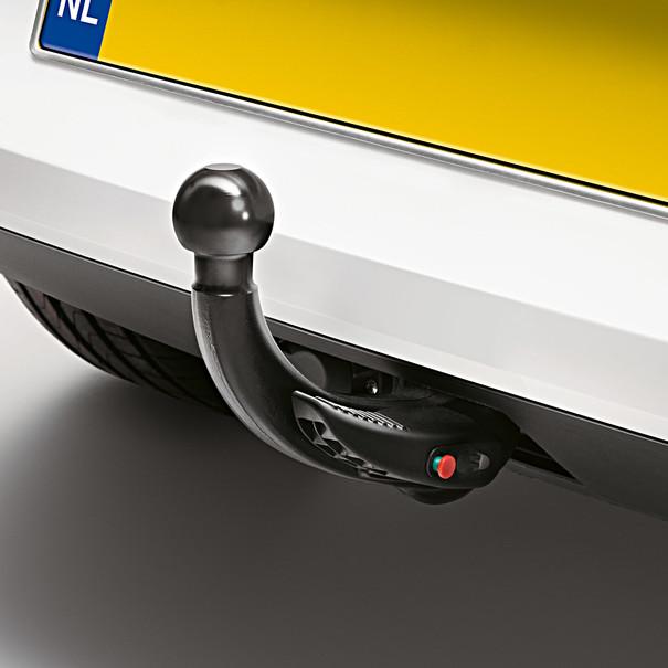 SEAT Afneembare trekhaak Altea Freetrack, inclusief 13-polige kabelset en afdekkap