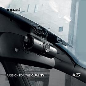 SEAT IROAD dashcam X5 – 2 kanaals