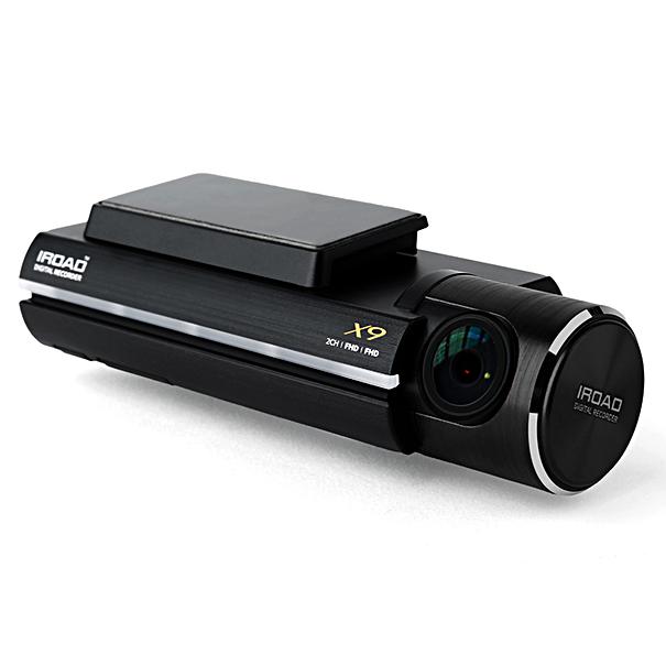 SEAT IROAD dashcam X9 – 2 kanaals