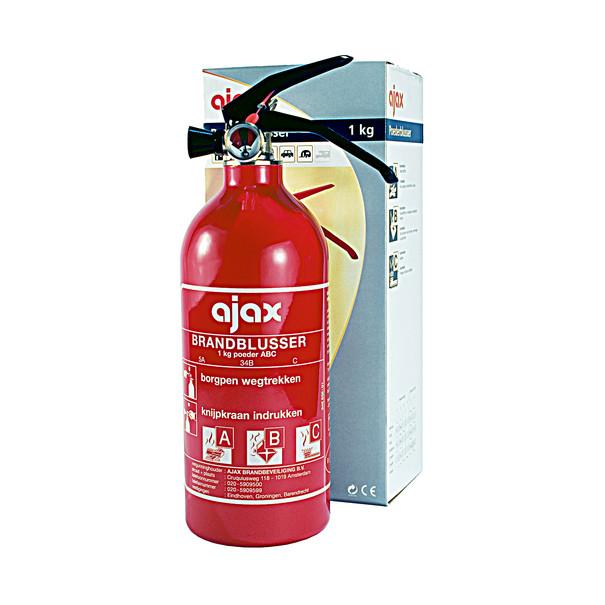 SEAT Ajax brandblusser (poeder), 1 kg