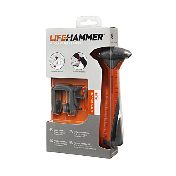 SEAT Lifehammer Plus, veiligheidshamer