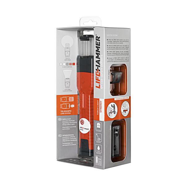 SEAT Safety Torch Synergy, veiligheidslamp