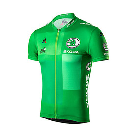 SKODA Groene trui - Tour de France 2019, heren