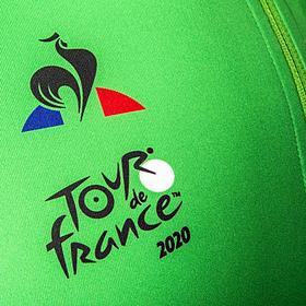 SKODA Groene trui - Tour de France 2020, heren