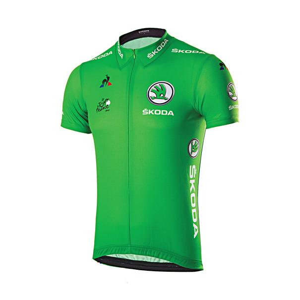 SKODA Groene trui - Tour de France 2017, heren