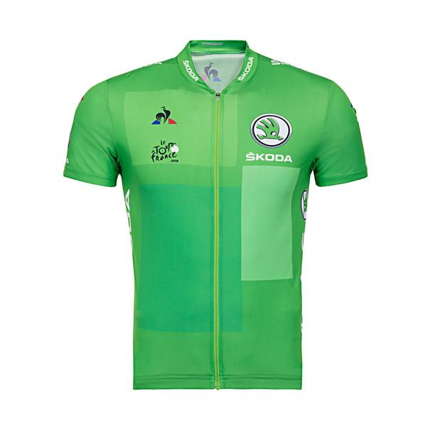 SKODA Groene trui - Tour de France 2018, heren