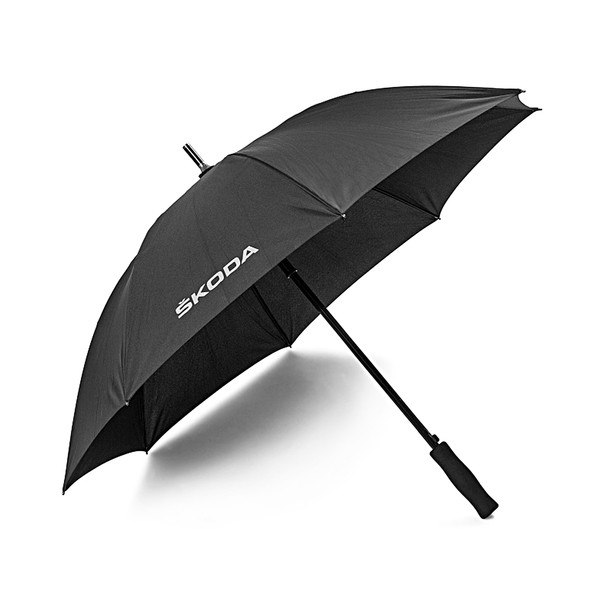 SKODA Paraplu zwart