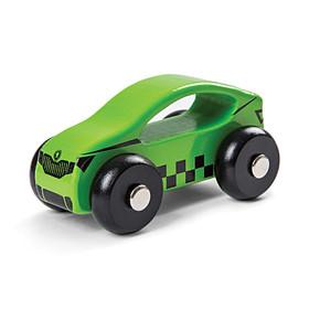 SKODA Houten speelgoedauto