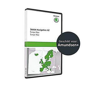 SKODA Navigatie update, West-Europa (V11)