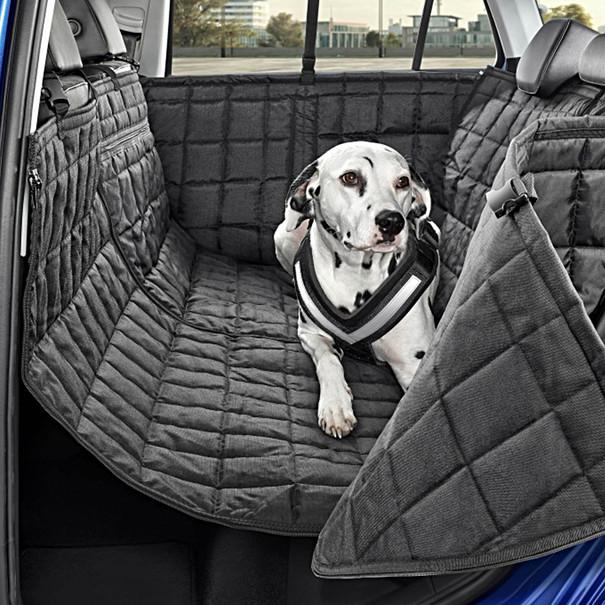 SKODA Beschermhoes voor honden