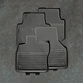 SKODA Rubberen mattenset Superb, voor
